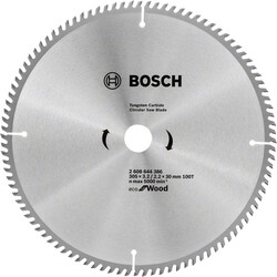 Bosch Optiline Eco Serisi Ahşap için Daire Testere Bıçağı 305*30 100 Diş - Thumbnail