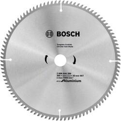 Bosch Optiline Eco Serisi Alüminyum için Daire Testere Bıçağı 305*30 96 Diş - Thumbnail