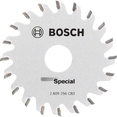 Bosch PKS16 Çoklu Malzeme için Daire Testere Bıçağı 65x15 mm-20 Diş