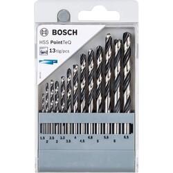 Bosch PointTeQ Matkap Ucu 13parça Set - Thumbnail
