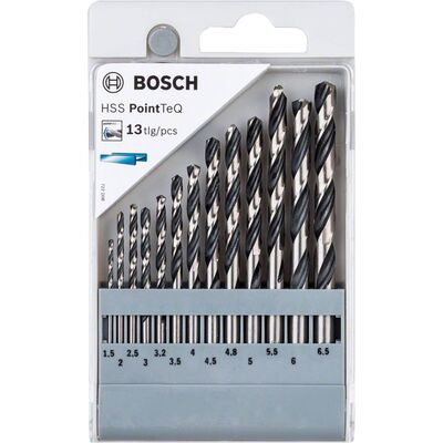 Bosch PointTeQ Matkap Ucu 13parça Set BOSCH