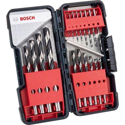 Bosch PointTeQ Matkap Ucu 18parça Set Toughbox