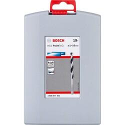 Bosch PointTeQ Matkap Ucu 19parça Set ProBox - Thumbnail