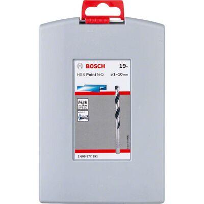 Bosch PointTeQ Matkap Ucu 19parça Set ProBox BOSCH