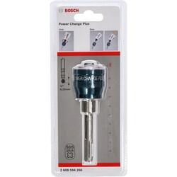 Bosch Power Change Plus Adaptör 105 mm ve SDS-Plus Şaft Girişli - Thumbnail