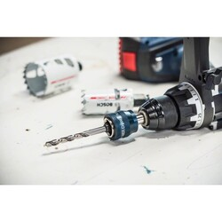 Bosch Power Change Plus Endurance ve Speed Seri Delik Açma Testereleri için HSS-G Merkezleme Ucu 7,15 x 105 mm - Thumbnail