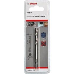 Bosch Power Change Plus Yeni Progressor Serisi için HSS-G Merkezleme Ucu 85 mm - Thumbnail