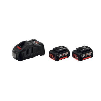 Bosch Professional Başlangıç Seti- GAL1880 CV + 2x18V 5,0Ah
