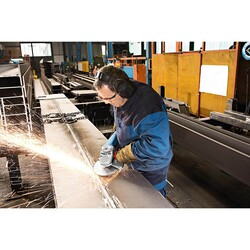 Bosch Professional GWS 22-180 H Büyük Taşlama Makinesi - Thumbnail