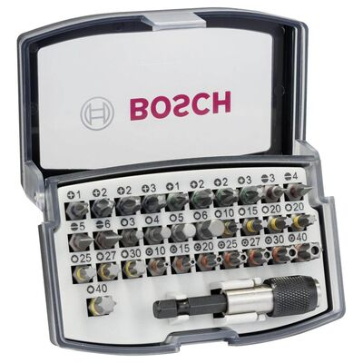 Bosch Profesyonel 32 Parça Vidalama Ucu Seti