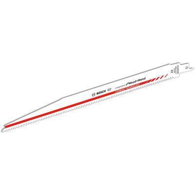 Bosch Progressor Serisi Ahşap ve Metal için Panter Testere Bıçağı S 1256 XHM 10'lu
