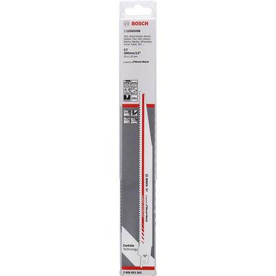Bosch Progressor Serisi Ahşap ve Metal için Panter Testere Bıçağı S 1256 XHM 10'lu BOSCH