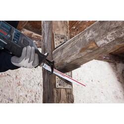Bosch Progressor Serisi Ahşap ve Metal için Panter Testere Bıçağı S 1256 XHM 10'lu - Thumbnail