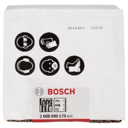 Bosch SDS-Max Şaftlı Dişli Pleyt 50*50 mm 5*5 Diş - Thumbnail