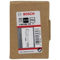 Bosch SDS-Max Şaftlı Yassı Keski 400*25 mm 10'lu - Thumbnail