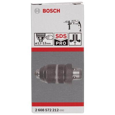 Bosch SDS-Plus - 1,5-13 mm Mandren GBH 2-26DFR BOSCH