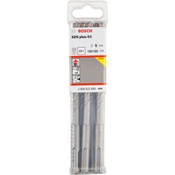 Bosch SDS-Plus-5X Serisi Kırıcı Delici Matkap Ucu 8*160 mm 10'lu - Thumbnail