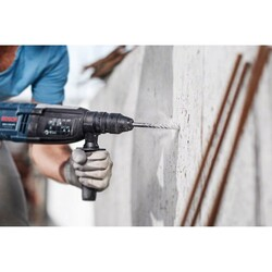 Bosch SDS-Plus-7X Serisi Kırıcı Delici Matkap Ucu 6*215 mm 10'lu - Thumbnail