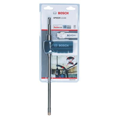 Bosch SDS-Plus-9 Speed Clean Serisi Toz Atma Kanallı Kırıcı Delici Matkap Ucu 12*330 mm BOSCH