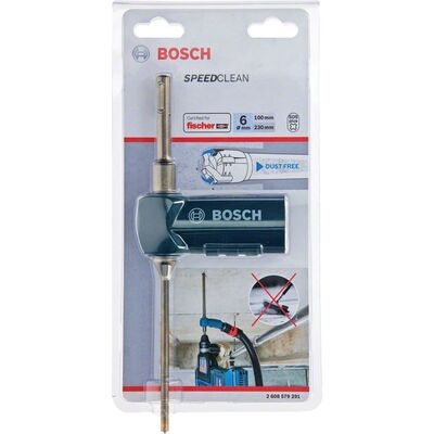 Bosch SDS-Plus-9 Speed Clean Serisi Toz Atma Kanallı Kırıcı Delici Matkap Ucu 6*230 mm BOSCH