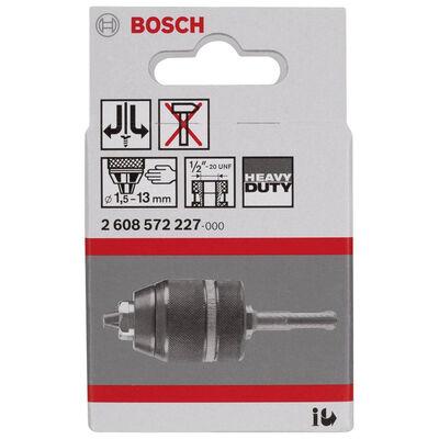 Bosch SDS-Plus Anahtarsız Mandren 1,5-13 mm BOSCH