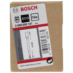 Bosch SDS-Plus Şaftlı Yassı Keski 250*20 mm 10'lu - Thumbnail
