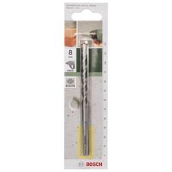 Bosch SDS-Quick, Uneo için Beton Matkap Ucu 8*120 mm - Thumbnail