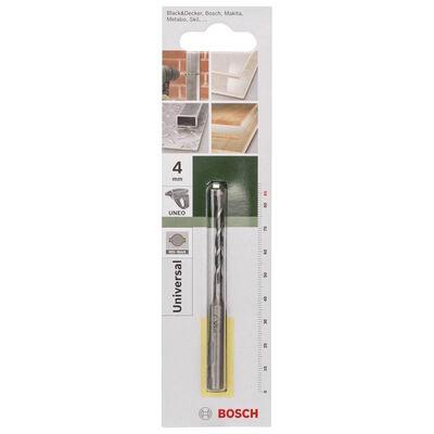 Bosch SDS-Quick, Uneo için Çok Amaçlı Matkap Ucu 4*85 mm BOSCH