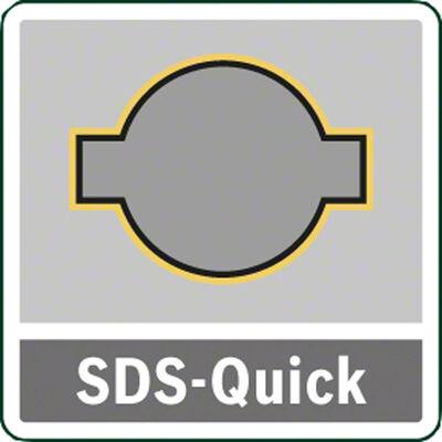 Bosch SDS-Quick, Uneo için Çok Amaçlı Matkap Ucu 5*100 mm BOSCH