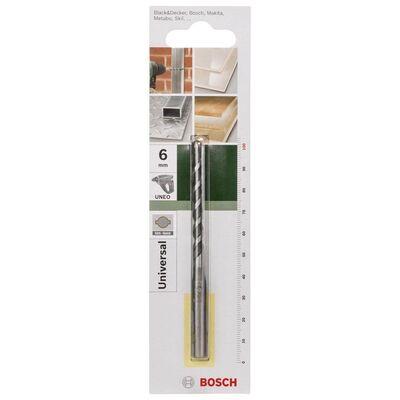 Bosch SDS-Quick, Uneo için Çok Amaçlı Matkap Ucu 6*100 mm BOSCH