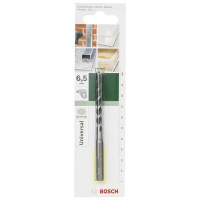 Bosch SDS-Quick, Uneo için Çok Amaçlı Matkap Ucu 6,5*100 mm BOSCH