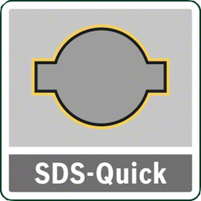 Bosch SDS-Quick, Uneo için Çok Amaçlı Matkap Ucu 7*100 mm BOSCH