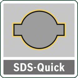 Bosch SDS-Quick, Uneo için Çok Amaçlı Matkap Ucu SETİ 5,5-6-7 mm - Thumbnail