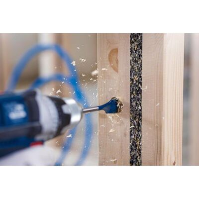 Bosch Self Cut Speed Serisi Ahşap için Yaprak Matkap Ucu 28*152 mm BOSCH
