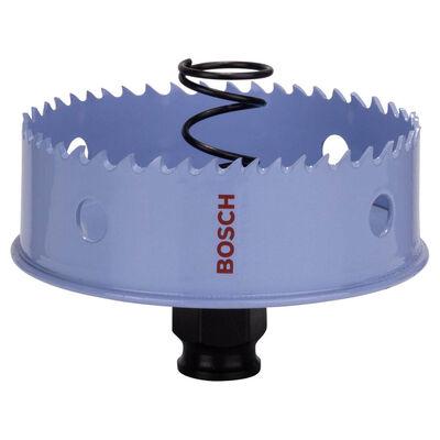 Bosch Special Serisi Metal Ve Inox Malzemeler için Delik Açma Testeresi (Panç) 83 mm