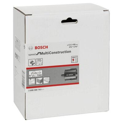 Bosch Speed Serisi Çoklu Malzeme için Delik Açma Testeresi (Panç) 111 mm BOSCH