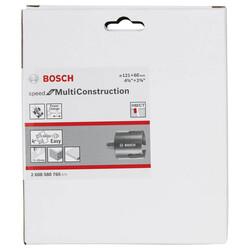 Bosch Speed Serisi Çoklu Malzeme için Delik Açma Testeresi (Panç) 121 mm - Thumbnail