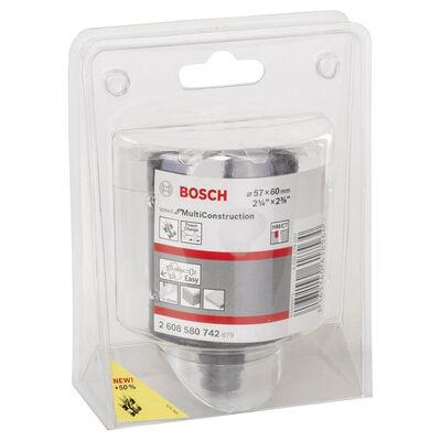 Bosch Speed Serisi Çoklu Malzeme için Delik Açma Testeresi (Panç) 57 mm BOSCH