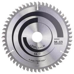 Bosch Standard for Serisi Çoklu Malzeme için Daire Testere Bıçağı 200*30 mm 54 Diş - Thumbnail