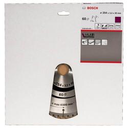 Bosch Standard for Serisi Çoklu Malzeme için Daire Testere Bıçağı 254*30 mm 60 Diş - Thumbnail