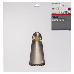 Bosch Standard for Serisi Çoklu Malzeme için Daire Testere Bıçağı 305*30 mm 96 Diş - Thumbnail