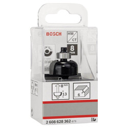 Bosch Standard Seri Ahşap İçin Çift Kesicili Sert Metal Kordon Bıçağı 8*24,7*53*6 mm - Thumbnail