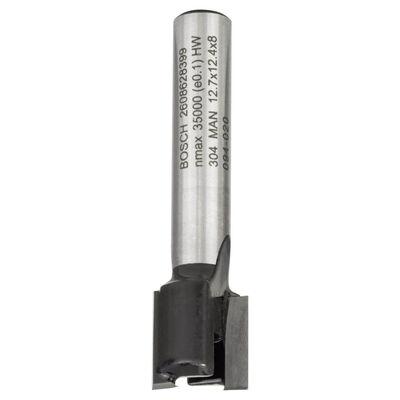 Bosch Standard Seri Ahşap İçin Çift Oluklu, Sert Metal Menteşeli Açma Frezesi 8*12,7*50,8 mm