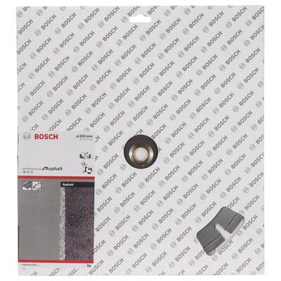 Bosch Standard Seri Asfalt İçin Elmas Kesme Diski 350 mm BOSCH