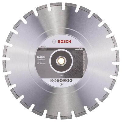 Bosch Standard Seri Asfalt İçin Elmas Kesme Diski 400 mm