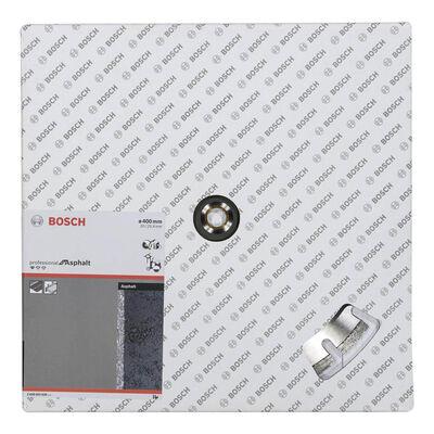 Bosch Standard Seri Asfalt İçin Elmas Kesme Diski 400 mm BOSCH