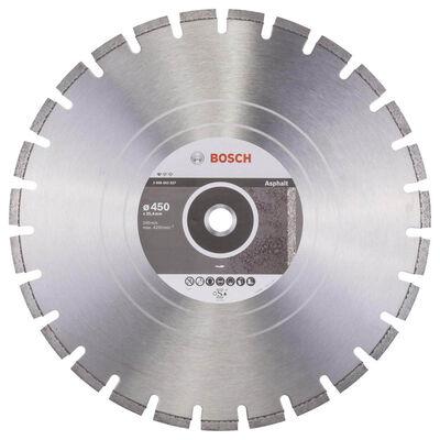 Bosch Standard Seri Asfalt İçin Elmas Kesme Diski 450 mm