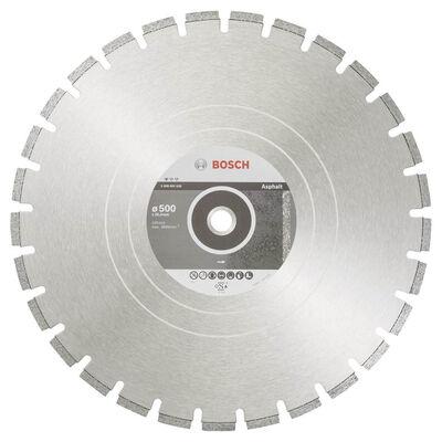 Bosch Standard Seri Asfalt İçin Elmas Kesme Diski 500 mm