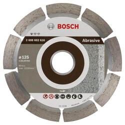 Bosch Standard Seri Aşındırıcı Malzemeler İçin Elmas Kesme Diski 125 mm - Thumbnail