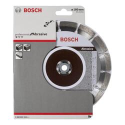 Bosch Standard Seri Aşındırıcı Malzemeler İçin Elmas Kesme Diski 180 mm - Thumbnail